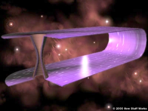 Time Travel via Wormhole