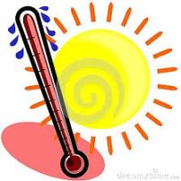 It's Hot